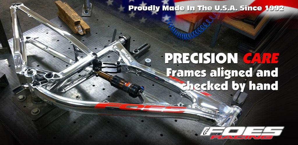 Foes Precision Frame Alignment