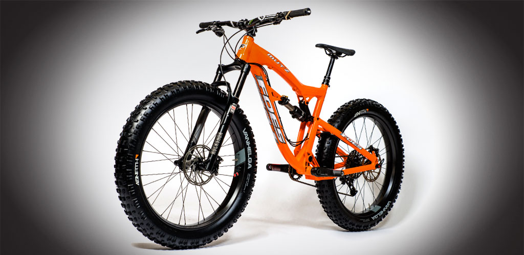 Foes Mutz Fat Bike