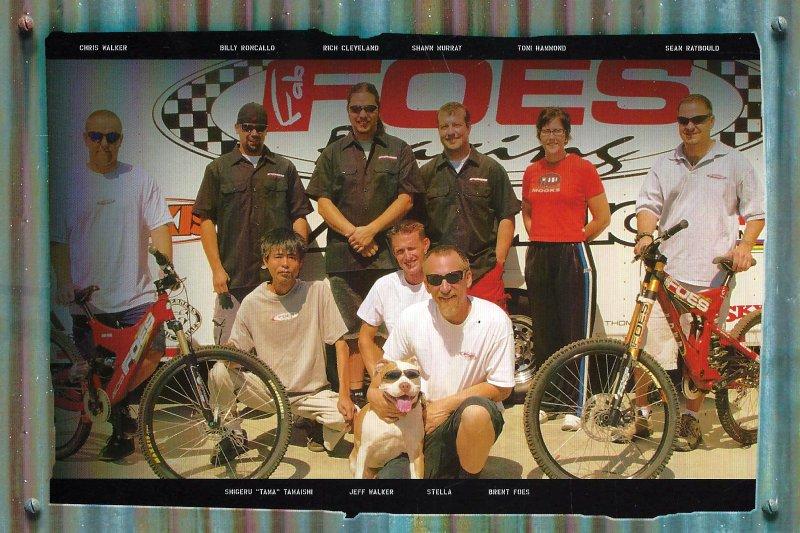 Foes 2003 Company Pic
