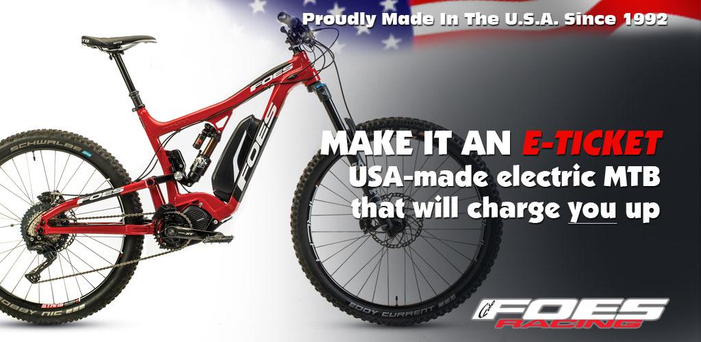E-bike from Foes